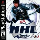 NHL 2001 PS1 Great Condition Complete Fast Shipping