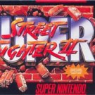 Super Street Fighter 2 SNES Great Condition Fast Shipping