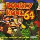 Donkey Kong 64 N64 Great Condition Fast Shipping