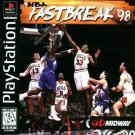 NBA Fastbreak '98 PS1 Great Condition Fast Shipping