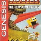 Pac-Man 2 The New Adventures Sega Genesis Great Condition Fast Shipping