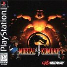 Mortal Kombat 4 PS1 Great Condition Fast Shipping