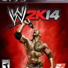 WWE 2K14 PS3 Great Condition Complete Fast Shipping