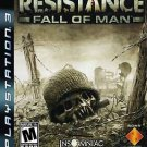 Resistance Fall Of Man PS3 Great Condition Complete Fast Shipping
