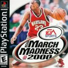 NCAA March Madness 2000 PS1 Great Condition Complete Fast Shipping