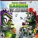 Plants Vs. Zombies Garden Warfare PS3 Great Condition Fast Shipping