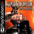 Road Rash Jailbreak PS1 Great Condition Complete Fast Shipping