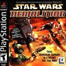 Star Wars Demolition PS1 Great Condition Fast Shipping