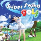 Super Swing Golf Wii Great Condition Fast Shipping