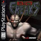 Bio Freaks PS1 Great Condition Complete Fast Shipping