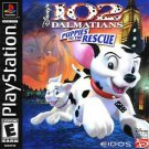 102 Dalmatians Puppies To The Rescue PS1 Great Condition Complete Fast Shipping