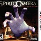 Spirit Camera The Cursed Memoir Nintendo 3DS Brand New Fast Shipping