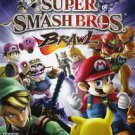 Super Smash Bros. Brawl Wii Great Condition Fast Shipping