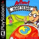 Arthur Ready To Race PS1 Great Condition Complete Fast Shipping