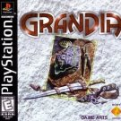 Grandia PS1 Great Condition Fast Shipping