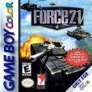 Force 21 Gameboy Color Great Condition Fast Shipping