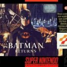 Batman Returns SNES Great Condition Fast Shipping