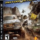 Motorstorm PS3 Great Condition Complete Fast Shipping