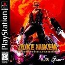 Duke Nukem Total Meltdown PS1 Great Condition Fast Shipping