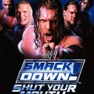 WWE Smackdown Shut Your Mouth PS2 Great Condition Complete Fast Shipping