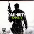 Call Of Duty Modern Warfare 3 PS3 Great Condition Complete Fast Shipping