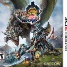 Monster Hunter 3 Ultimate Nintendo 3DS Brand New Fast Shipping