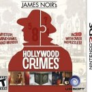 James Noir's Hollywood Crimes Nintendo 3DS Great Condition Complete