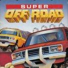 Super Off Road Sega Genesis Great Condition Fast Shipping