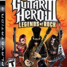 Guitar Hero 3 Legends Of Rock PS3 Great Condition Fast Shipping