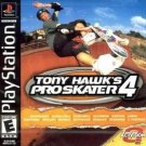 Tony Hawk's Pro Skater 4 PS1 Great Condition Fast Shipping