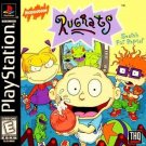 Rugrats Search For Reptar PS1 Great Condition Complete Fast Shipping