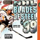 NHL Blades Of Steel '99 N64 Great Condition Fast Shipping