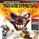 Twisted Metal Limited Edition PS3 Great Condition Complete Fast Shipping