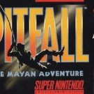 Pitfall The Mayan Adventure SNES Great Condition Fast Shipping
