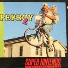 Paperboy 2 SNES Great Condition Fast Shipping