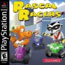 Rascal Racers PS1 Great Condition Fast Shipping