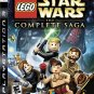 Lego Star Wars The Complete Saga PS3 Great Condition Complete Fast Shipping