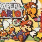 Paper Mario N64 Great Condition Fast Shipping