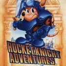 Rocket Knight Adventures Sega Genesis Great Condition Fast Shipping