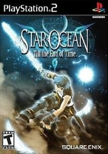 Star Ocean Till The End Of Time PS2 Great Condition Complete Fast Shipping