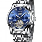 Vindemia Automatic Mens Watch (Sapphire Crystal Glass)