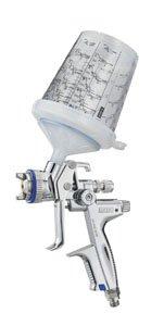 SATA #169995 SATAjet® 4000 B RP® with RPS� Disposable Cup 0.3L / 0.6L / 0.9L, 1.3