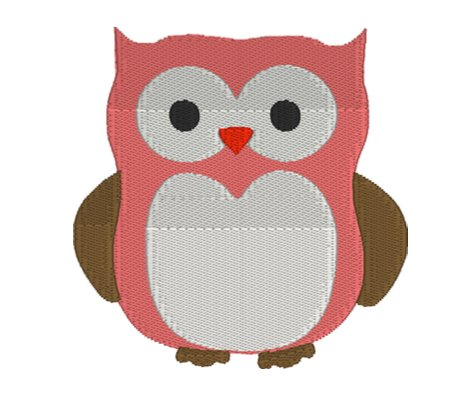 Owl Embroidery Download