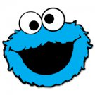 Cookie Monster Face svg,dxf,png,eps,jpg, and pdf files INSTANT DOWNLOAD