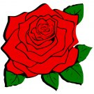 Rose SVG,DXF,PNG,EPS,JPG,and PDF files
