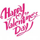 Happy Valentines Day Bold SVG,DXF,PNG,EPS,JPG,and PDF files