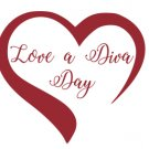 Love A Diva Day SVG,EPS,PNG,JPG,DXF,and PDF files