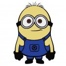 Minion 2 SVG,DXF,PNG,EPS,JPG,and PDF files