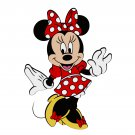 Minnie Mouse in Red Dress SVG,EPS,DXF,PNG,JPG,and PDF files