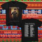 WOW SAWYER FREDERICK TOUR 2016 BLACK TEE S-3XL ASTR